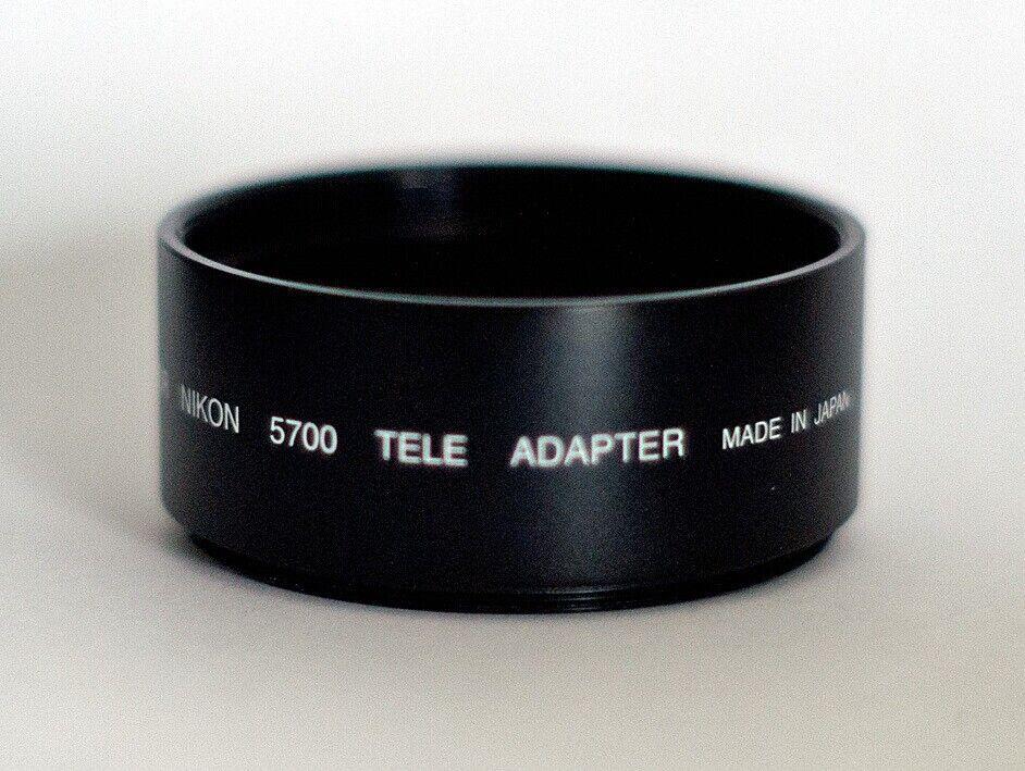 ADAPTER TELE + WIDE, NIKON, FOR NIKON 5700