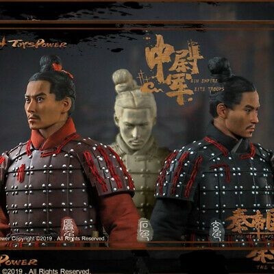 Toyspower CT012A 1//6 Elite Troops of Qin Empire Terra-cotta Warriors Figure Toy