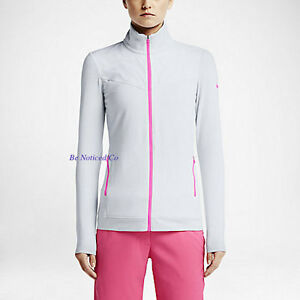a1d27832 Nike Hyperflight Full Zip Women's Golf Jacket Long sleeve XS White ...