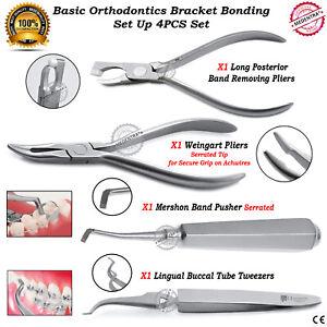 Instruments-Dentaires-Orthodontique-Pince-de-Weingart-Retrait-de-Brackets-Pinces