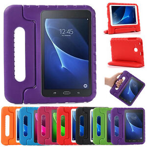 Shock-Proof-EVA-Foam-Kids-Handle-Case-Cover-For-Samsung-Galaxy-Tab-A-7-0-E-8-0