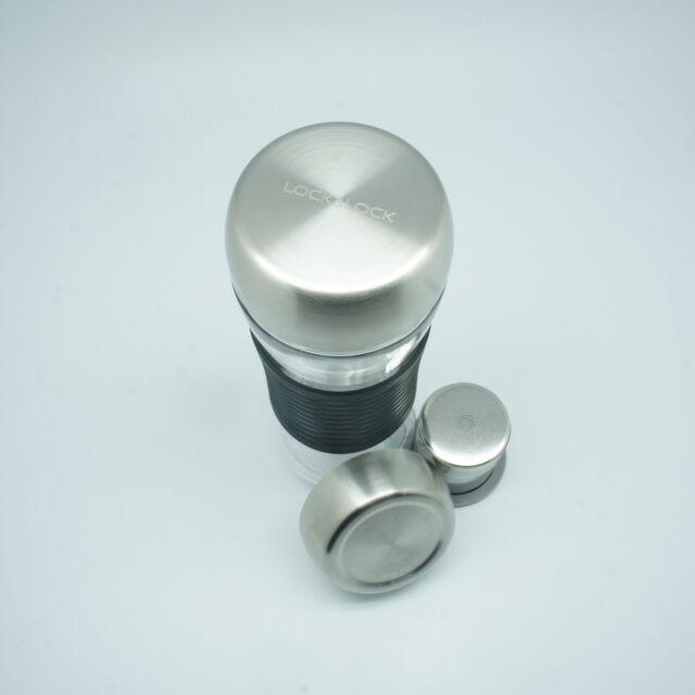 Lock/&Lock Handy Tea Water Bottle 690ml BPA-free Stainless strainer