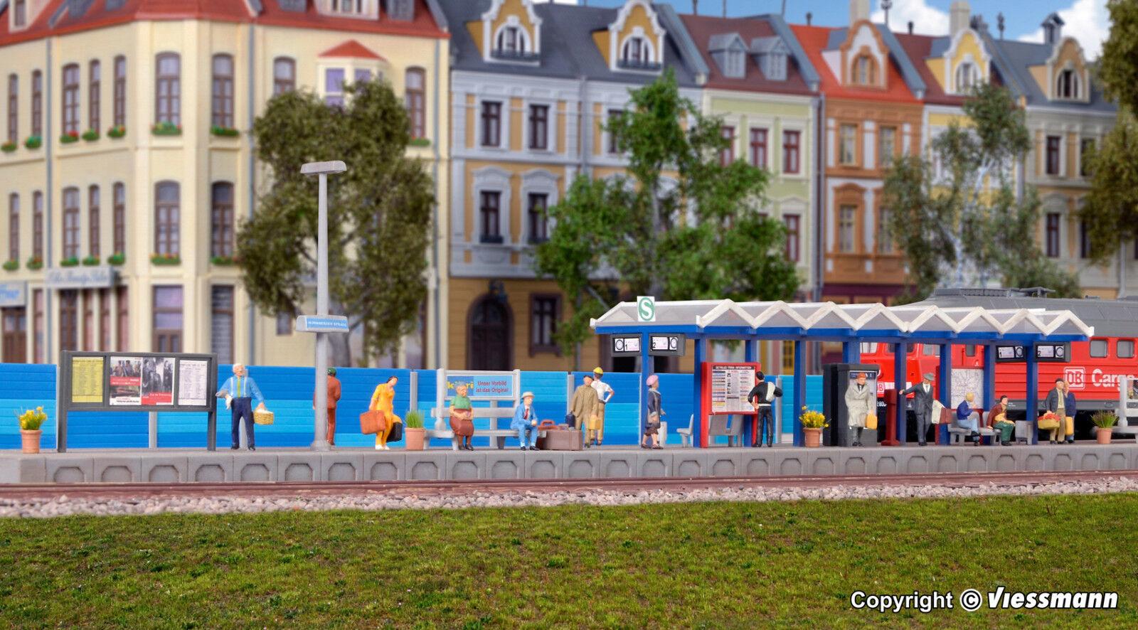 Kibri H0  39563 S-Bahnsteig Nürnberger Straße  NEU OVP OVP OVP  | Günstige Bestellung  fe72f8