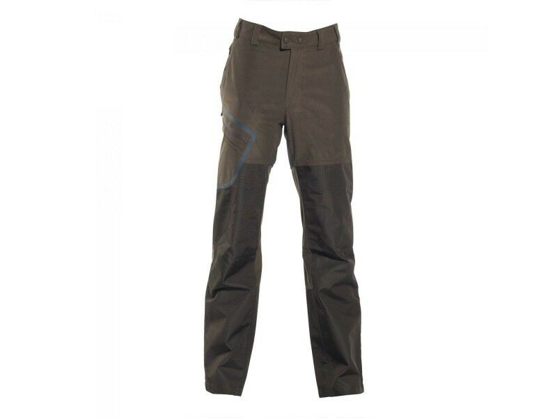 Deerhunter Cumberland Pantalones Con Hitena Impermeable Caza verde Oscuro Olmo