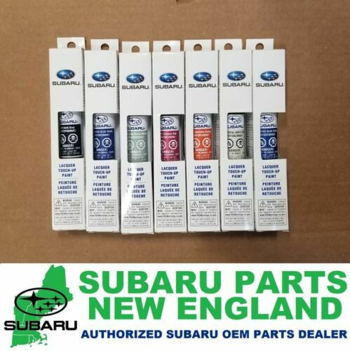 Abyss Blue Pearl J361SXC000A1 Genuine OEM Subaru Touch Up Paint