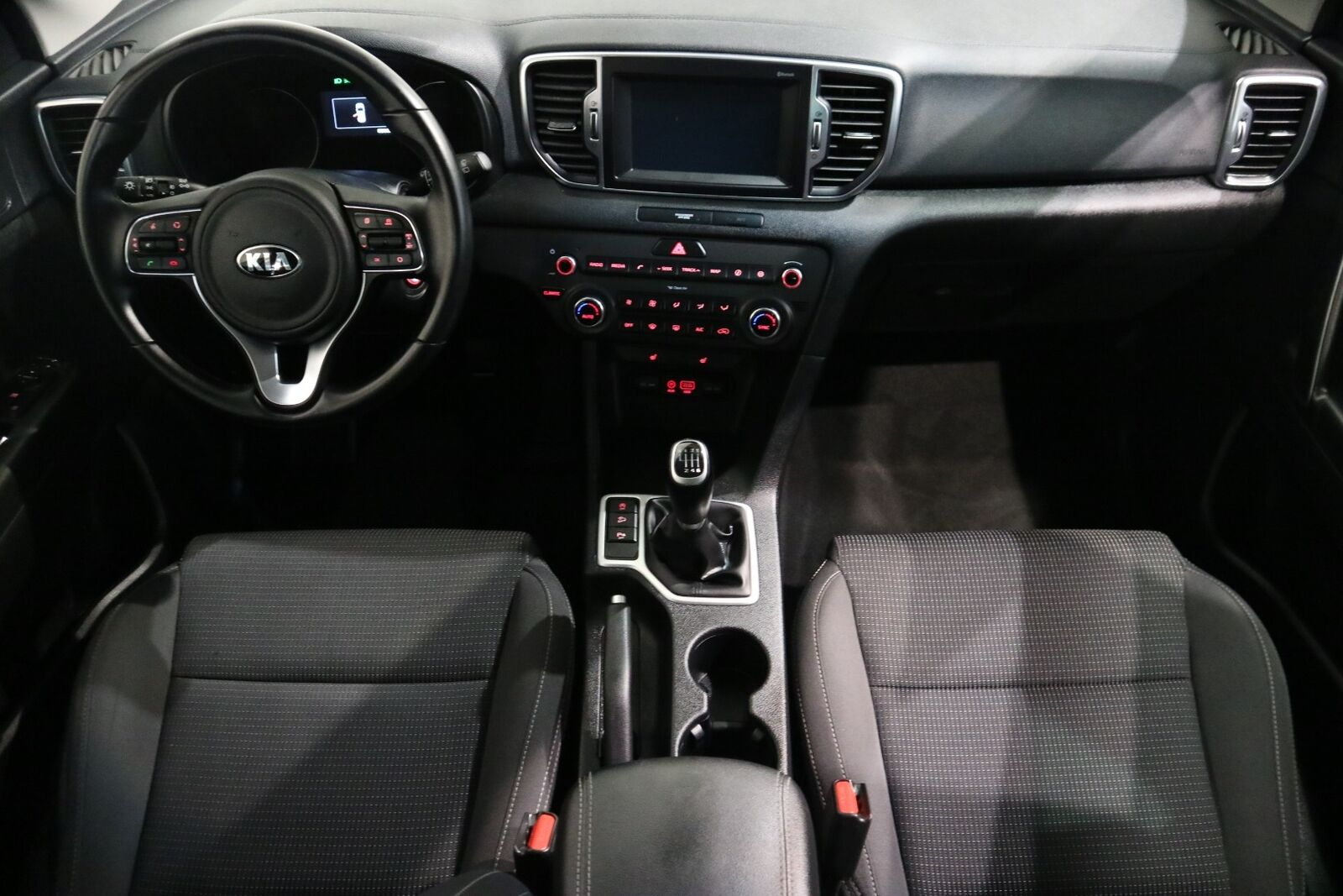 Kia Sportage 1,7 CRDi 115 Advance Edition - billede 10