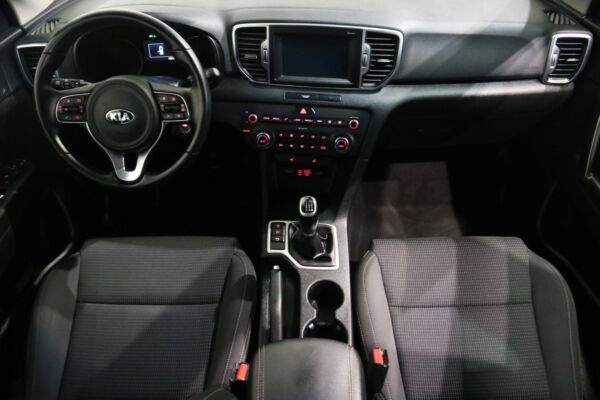 Kia Sportage 1,7 CRDi 115 Advance Edition billede 10