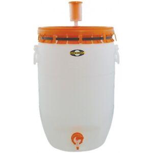 Speidel-HDPE-Fermentation-amp-Storage-Tank-60L-15-9-Gal-Homebrew-Moonshine-Wine