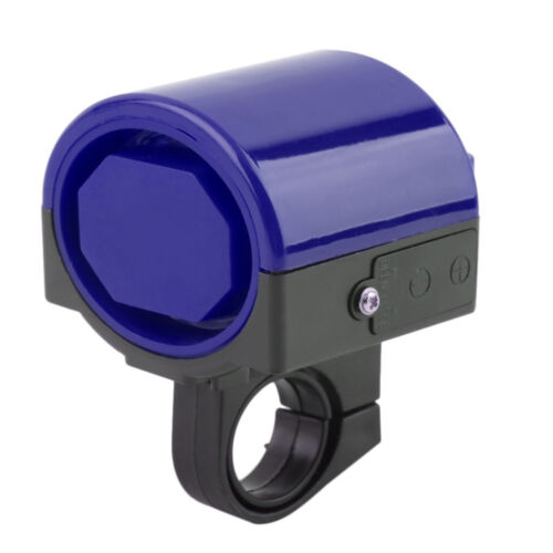 Hot 360°Rotation MTB Bicycle Bike Electronic Bell Loud Horn Cycling Hooter Siren