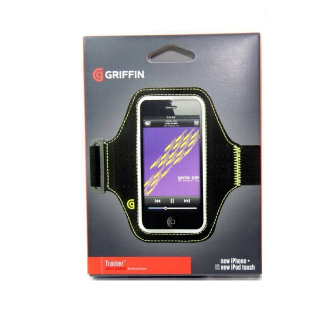 Rectángulo inercia Pino  Griffin Technology GB36062 Adidas miCoach Armband for iPhone 5 and iPod  Touch for sale | eBay