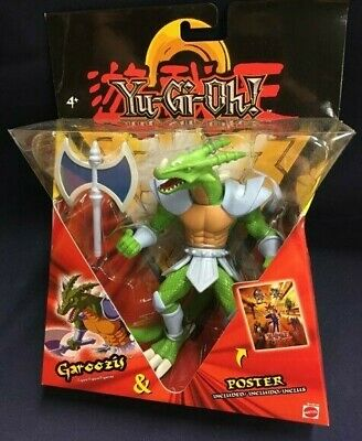 Yu-Gi-Oh 2002 Mattel Swordstalker Action Figure w//Poster NEW FREE SHIPPING!