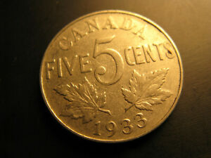 TOTAL PURE SILVER .723 TROY OZ CANADA 1976 OLYMPIC $5 COIN .925 FINE 24.30 GR