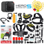 GoPro-HERO5-Session-Waterproof-Camera-40-PCS-Sports-Accessories-Bundle miniatuur 1