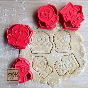 South-Park-Collection-Set-cookie-cutters-4pcs-Plastic-3d-printed-PLA