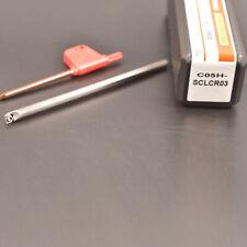 C05H-SCLCR03    1PCS CARBIDE BORING BAR CCGT0301 SHANK=5MM L=100MM