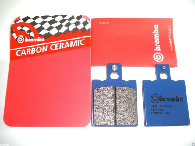 Front Brake Pads Brembo Carbon Ceramic 07BB0106 Aprilia Rs 50 1997 1998