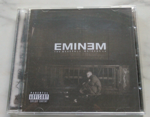 Eminem: The Slim Shady (2000, rock, Brugt – men I god…
