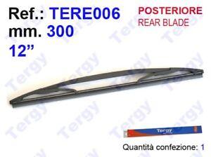 TERE006 SPAZZOLA TERGI TERGICRISTALLO LUNOTTO POSTERIORE CITROEN C1