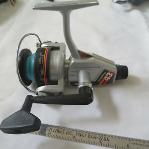Details about REEL ABU GARCIA KINGFISHER 43 LINE 4/270, 6/190, 8/150 on