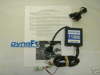 Dynatek Dyna FS CDI Rev Box Black Honda Rincon TRX 650 TRX650 All ...