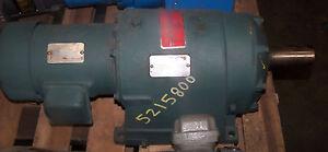 Refurbished Reliance Gearmotor Drive 1 5 Hp 129 7 1 Ratio