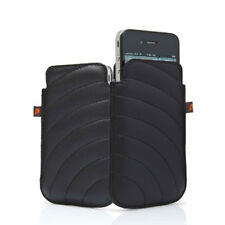 Cygnett ART189-02 Manhattan Leather Case for iPhone 4/4S + Screen protector