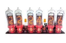 Nixie Clock IN-14 Kit (no tubes) Arduino Open Source
