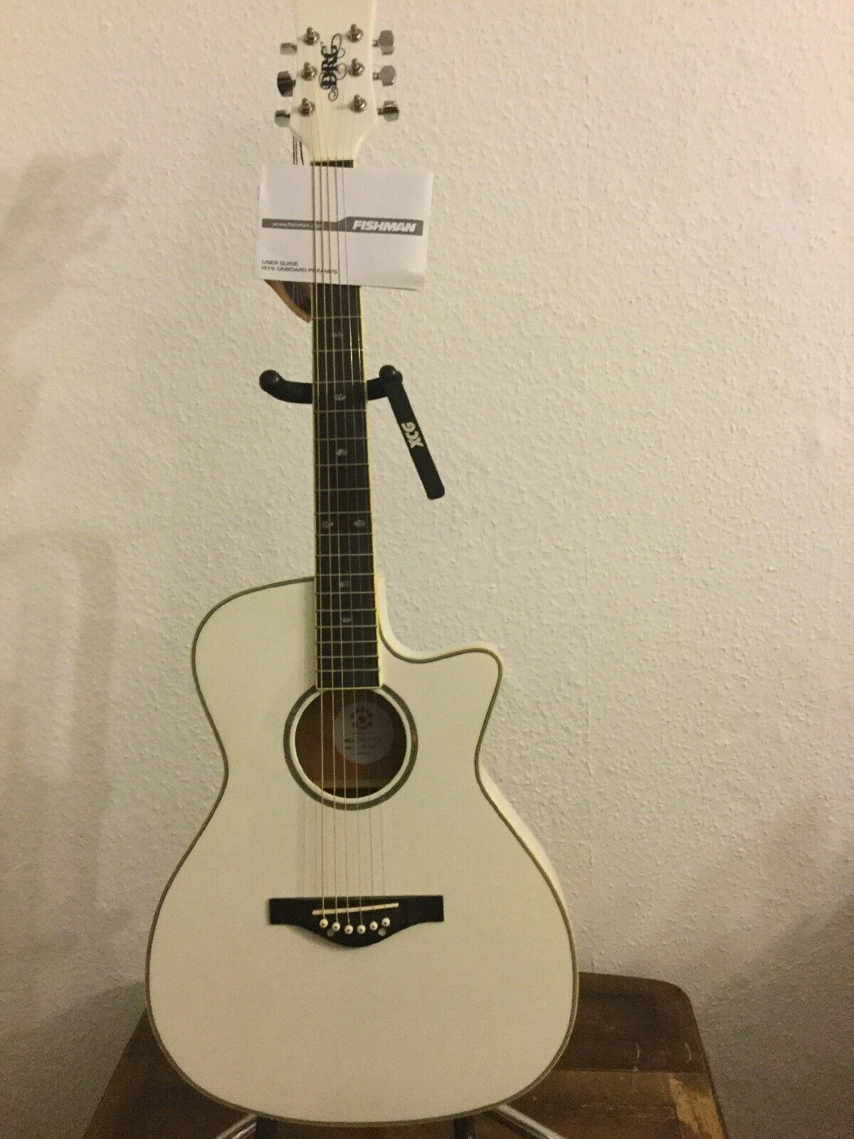 Daisy Rock Full-Größe Electro Acoustic Guitar DR6274 A W.
