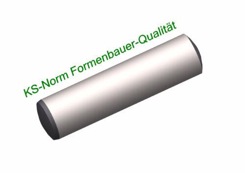 DIN 6325 Zylinderstifte m6  Ø 12 L= 25 bis 120 ISO 8734 Normalien