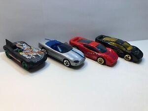 LOT 2x 3 INCH Jaguar XK8 1999 Maisto & Hot Wheels 1/64