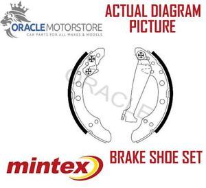 Nouveau-Mintex-Frein-Arriere-Chaussures-Set-de-freinage-Chaussures-GENUINE-OE-Qualite-MFR373