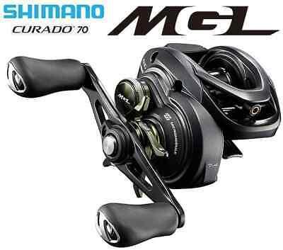 Shimano Curado MGL 70HG K 7.4:1 Right Hand Bait casting Reel CUMGL70HGK