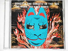 SANDII & THE SUNSETZ IN THE '90S THE BOMB THE BASS REMIX - CD Japan Pressung