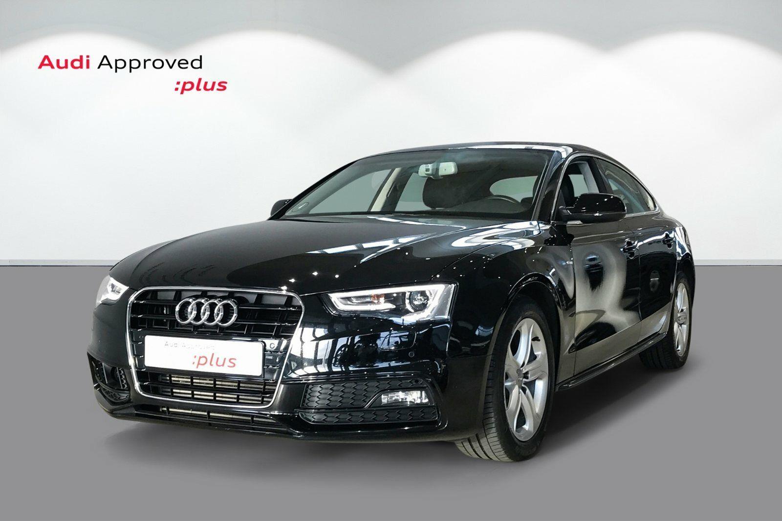 Audi A5 1,8 TFSi 144 Limited SB Multitr. 5d