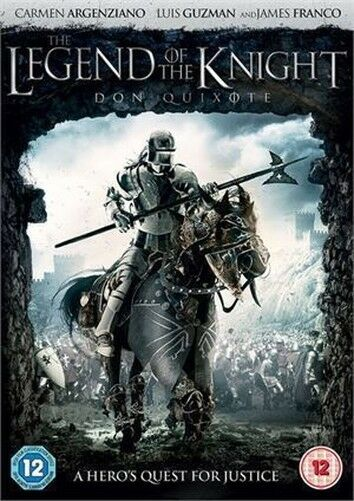 The Legend Of The Knight : Don Quichotte DVD Neuf DVD (KAL8515)