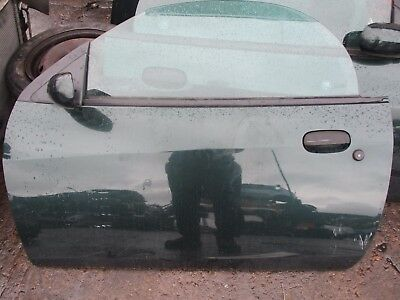 Ford KA mk1 96-08 drivers side complete right electric wing door mirror black