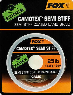 Fox Edges Reflex Camo Vorfachmaterial 0,75€//m