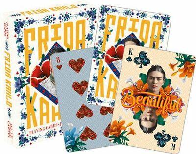 Frida Kahlo Playing Cards Poker Size Deck Piatnik Custom Limited Edition Sealed