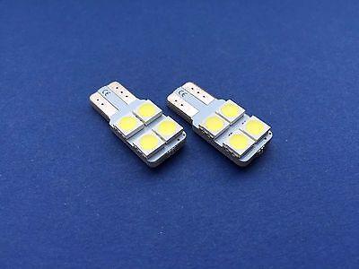 2x T10 W5W 4 SMD LED CAN-Bus ohne Fehlermeldung Hyundai i30 ix35