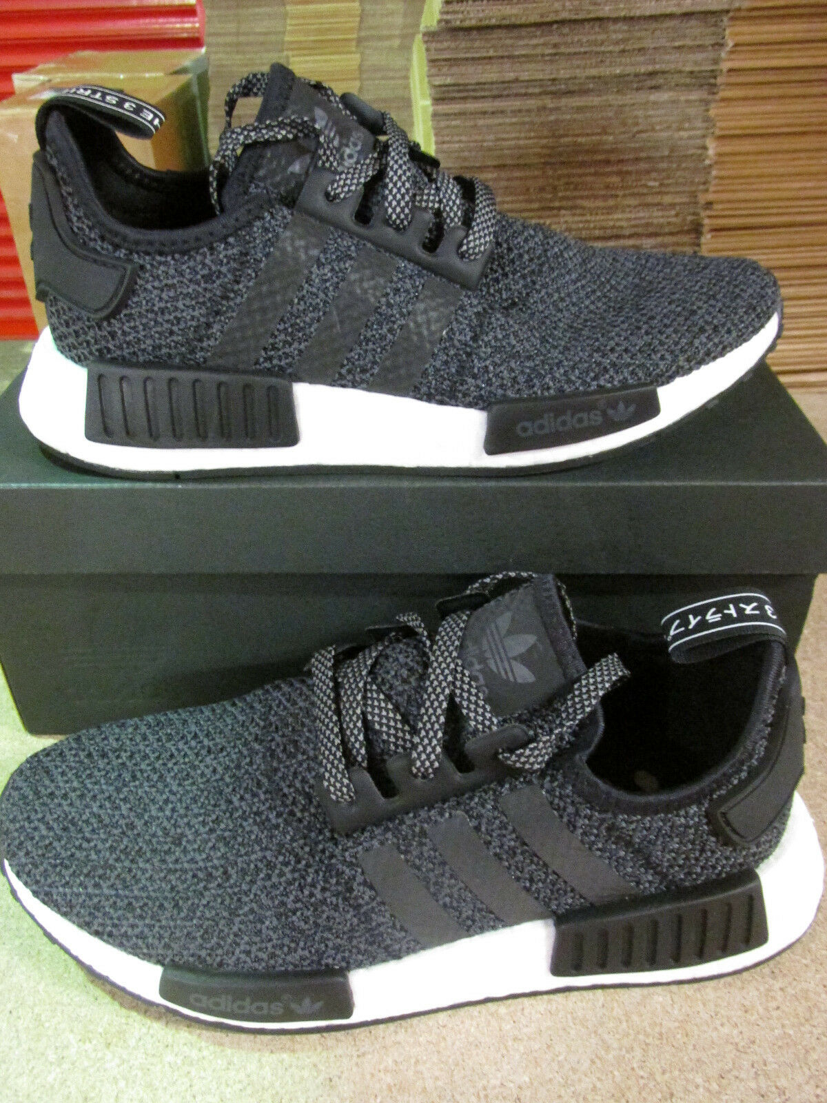 Adidas Originales NMD R1 para Zapatos Hombre Entrenadores B39505 Tenis Zapatos para c260dd