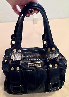 Jimmy Choo Maisie Black Bag