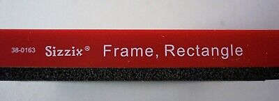 Sizzix 38-0163 Frame Rectangle