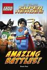 LEGO (R) DC Comics Super Heroes: Amazing Battles by DK (Hardback, 2015)