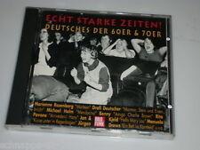 ECHT STARKE ZEITEN DEUTSCHES DER 60ER & 70ER CD MARIANNE ROSENBERG DRAFI DEUTSCH