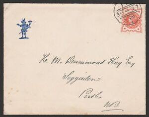 1897-JUBILEE-SG197-ON-CRESTED-ENVELOPE-WINCHESTER-OLD-BOYS-ASSOCIATION