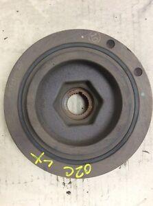 Harmonic Balancer Crankshaft Pulley for 01-05 Civic 1.7L