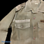Rare-1969-US-Army-Vietnam-Airborne-Named-034-Fields-034-Salty-Combat-Uniform-Relic miniature 4