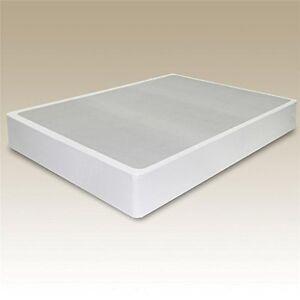 Zinus 7 5 Inch High Profile Bifold Box Spring Folding