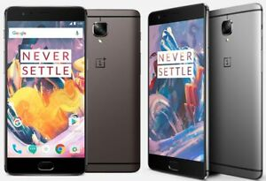 Refurbished-Good-Condition-OnePlus-3T-Dual-64GB-6GB-Ram-6-Months-Warranty