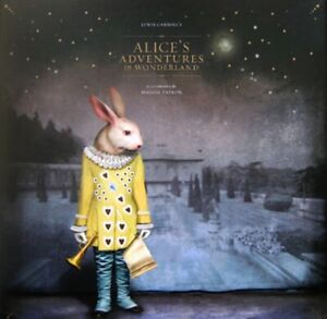 Maggie Taylor's ALICE's ADVENTURES IN WONDERLAND Signed Limited Edition #106/144